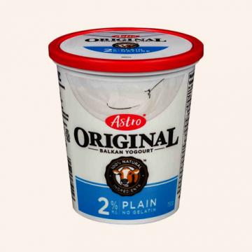 Astro 2% Yogurt