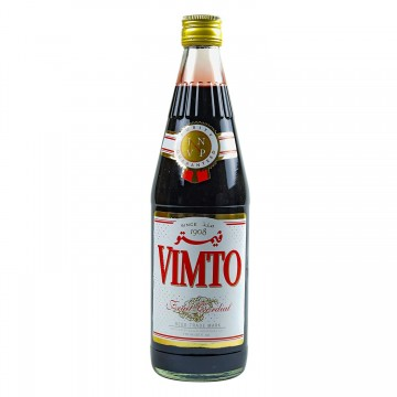 Vimto Bottle