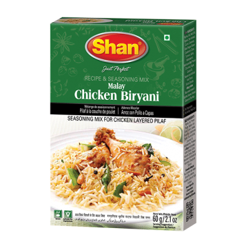 Chicken Biryani- Malay