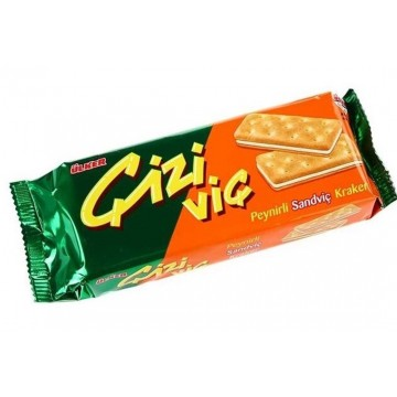 Cizi Vic Cheese Cracker 90g