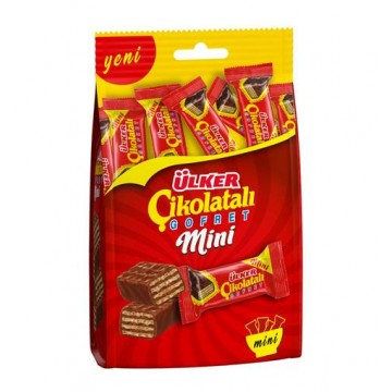 Ulker Mini Chocolate Wafers...