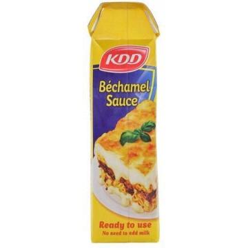 KDD Bechamel Sauce 1L