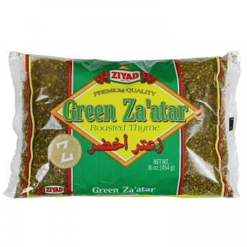 Ziyad Green Zaatar 454g