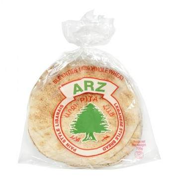 Arz Whole Wheat Pita Bread...
