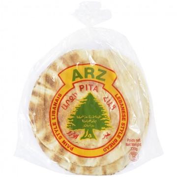 Arz White Pita Bread 720g