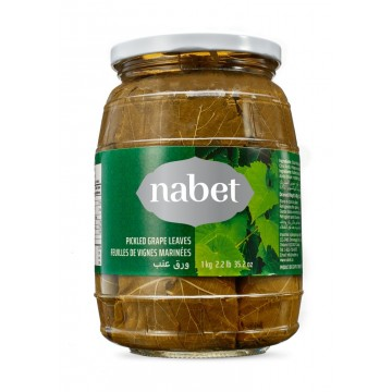 Nabet Grape Leaves 860g