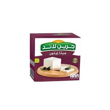 White Cheese With Olives 500g