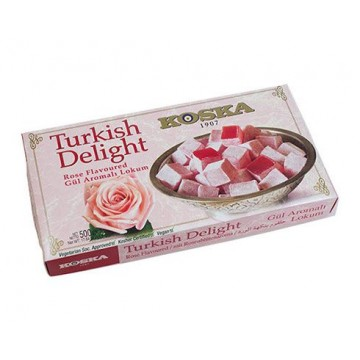 Rose Flavored Turkish...