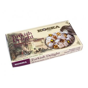 Mixed Turkish Delight...