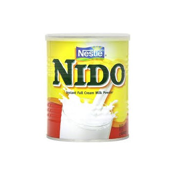 Nido Instant Milk Powder 400g