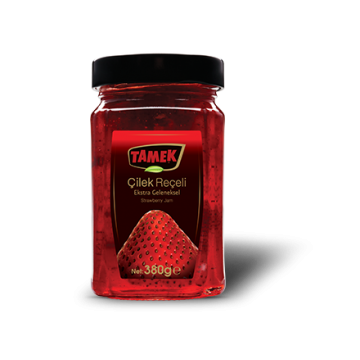 Strawberry Jam/Cilek Receli...