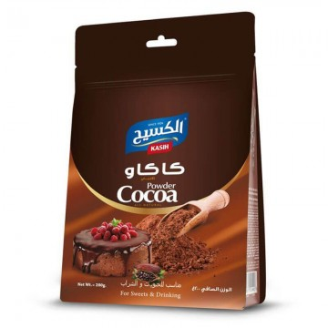Cocoa Powder 200 g Bag