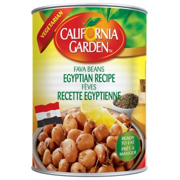 Fava Beans Lebanese Recipe...