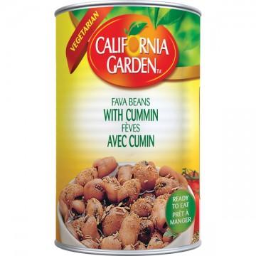 Fava Beans with Cumin 454 g