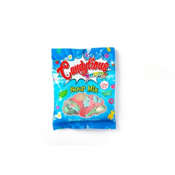 Gummy Sour Mix 180 g