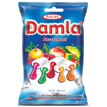 Damla Assorted 1kg Bag