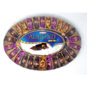Almond Elips 500g Oval