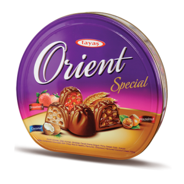 Assorted- Orient Truffle...