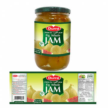 Fig Jam (Whole) 800g