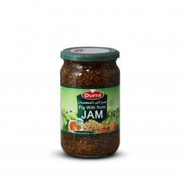 Fig  Jam With Nuts 430g