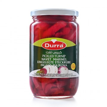 Pickled Turnip 710ml Jar