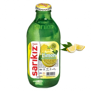 Sarikiz Lemon mineral water...