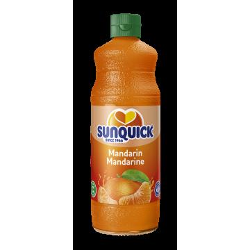 Consternated Mandarin Juice