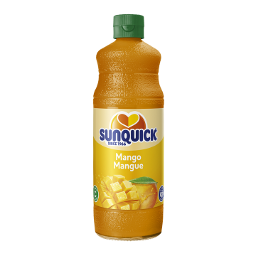 Consternated Mango Juice