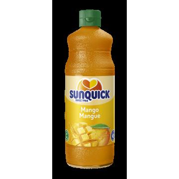 Consternated Mango Juice