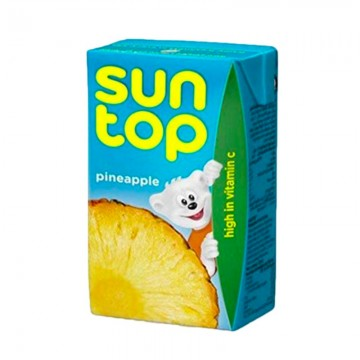 SunTop Pineapple Juice 3x250ml