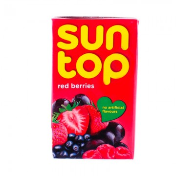 SunTop Red Fruits Juice...