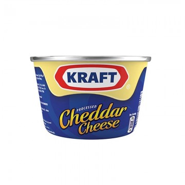Processed Cheddar Cheese Halal