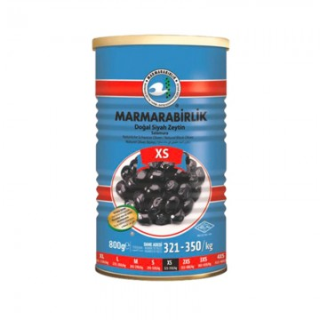 Black Olives XS Extra Blue...