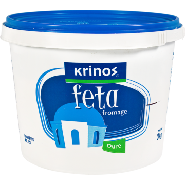 Hard Feta Cheese 3kg