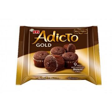 Adicto Gold Mini Cub Cake
