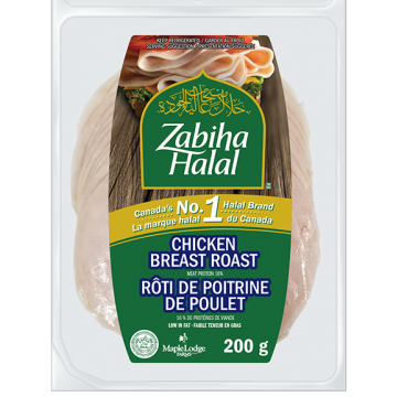 Zabiha Halal Cooked Chicken...