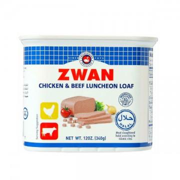 ZWAN Halal Chicken & Beef...