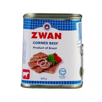 ZWAN Halal Corned Beef LM 340g