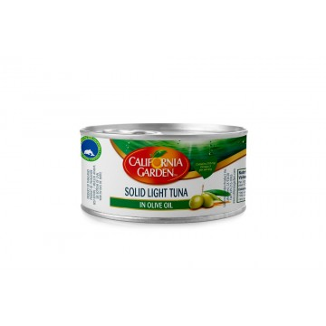 Tuna In Olive Oil - Solid...